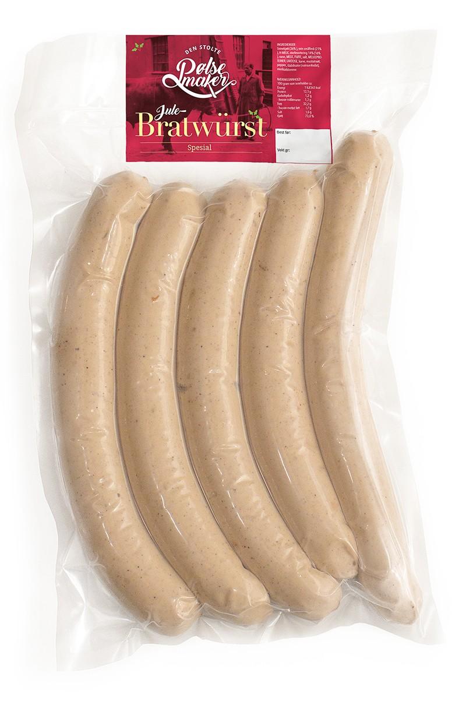 Julebratwurst