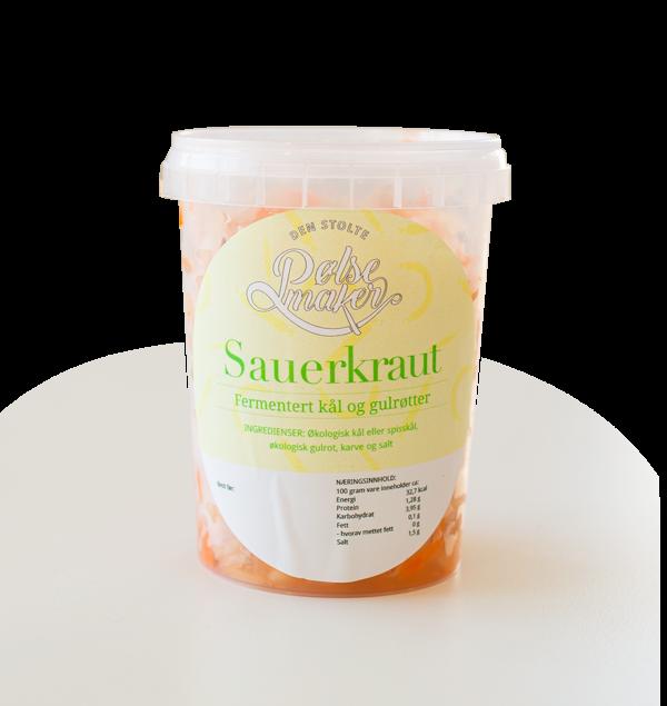 Sauerkraut ØKO