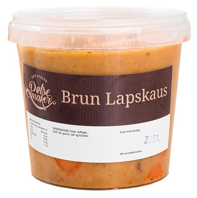Brun Lapskaus